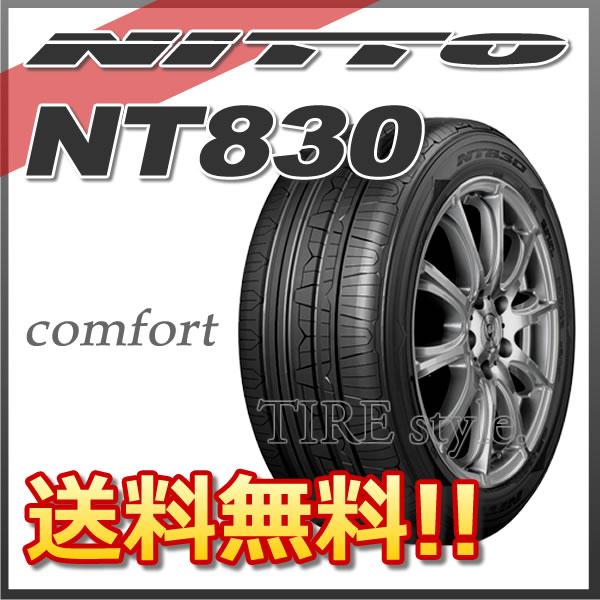 サマータイヤ NITTO TIRES NT830 255/35R18 94W XL 乗用車用