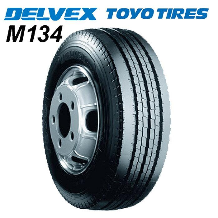 サマータイヤ TOYO TIRES DELVEX M134 195/85R16 114/112L バン・小型トラック用
