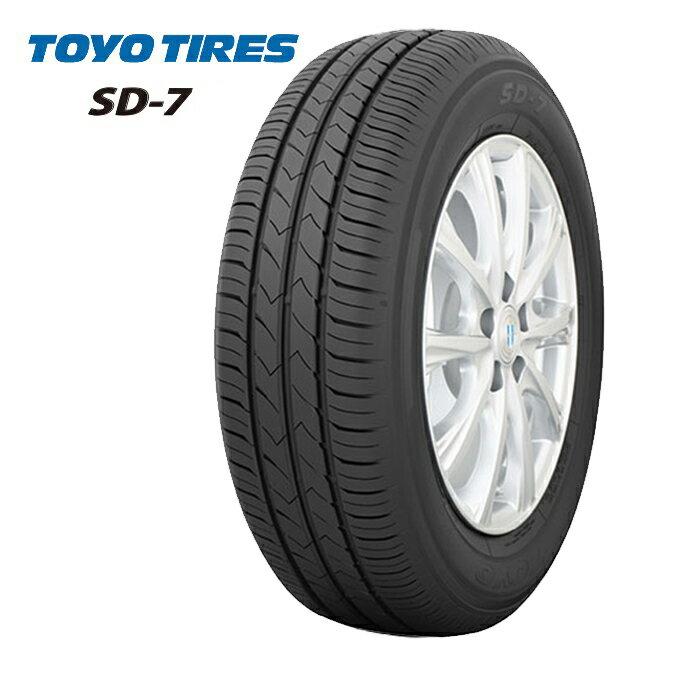 サマータイヤ TOYO TIRES SD-K7 155/65R14 75S 【偶数単位でのみ販売商品】
