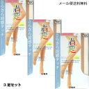 【3足セット】満足 ストッキング コンジュゲート さらさら涼感タッチ (UV対策・パンティ部メッシュ)(日本製)(メール便送料無料) <代引き不可> 福助 シアータイツ (142-1801)