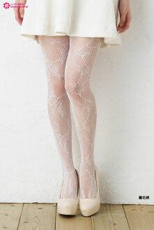 (從頭到腳 / 標記插角) 羅素緊身衣 (白色) 淨放養淨緊身衣女士緊身衣女士的常春藤花藝設計白色 !-ZB