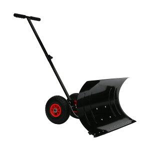 雪かき 道具 車輪付き ワイド 手押し ラッセル 角度調整可能 除雪用品 スノープッシャー スノーダンプ ブレード スコップ ダンプ ショベル シャベル 雪掻き キャスター付き タイヤ付き 除雪