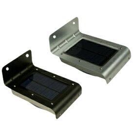 ソーラーライト 屋外 人感センサー 明るい LED 3000K 電球色 電源不要 簡単取付け 太陽光電池 ガーデン 玄関ライト ソーラーガーデンライト 白 ホワイト 暖色 @a488