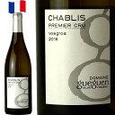 シャブリプルミエクリュ ドメーヌ・ゲゲン 2016 フランス ワイン 白 辛口 シャブリ Chablis wine ギフト プレゼント