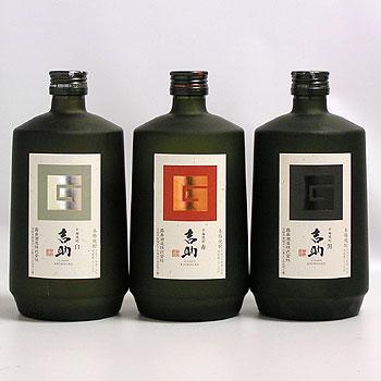 〔ss〕吉助(きちすけ)赤、黒、白 本格焼酎3本セット しょうちゅう 焼酎