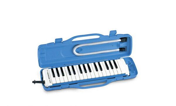 【as】SUZUKI/スズキ M-32C パステルブルー 32鍵盤 アルトメロディオン 鍵盤ハーモニカ【楽ギフ_包装選択】【楽ギフ_のし宛書】【RCP】【P2】