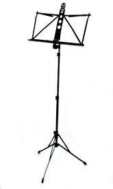 ARIA 軽量なアルミ製譜面台 譜面台 アルミ製 AMS-100/AMS100 収納ケース付 アリア 超 軽量 譜面 台【RCP】