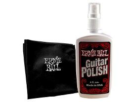 アーニーボール #4222 GUITAR POLISH with CLOTH ポリッシュ&クロス ERNiE BALL【RCP】【P2】