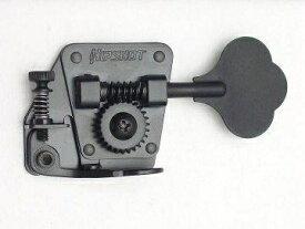 ベース用エクステンダー ブラック ヒップショット Hipshot BT-2BL 20200B Black Xtender ラージヘッド用、片側4連タイプ用 ベースペグ