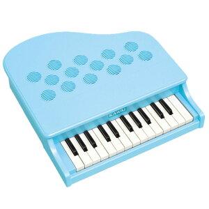 【無料ラッピング対応♪】 KAWAI ミニピアノ P-25(ミントブルー) 1185 25鍵盤 カワイ 河合楽器製作所 トイピアノ 誕生日プレゼント、クリスマスプレゼントに♪楽器のおもちゃ【楽ギフ_包装選