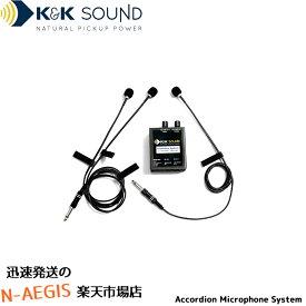 K&K Sound アコーディオンマイクシステム Accordion Microphone System【P5】