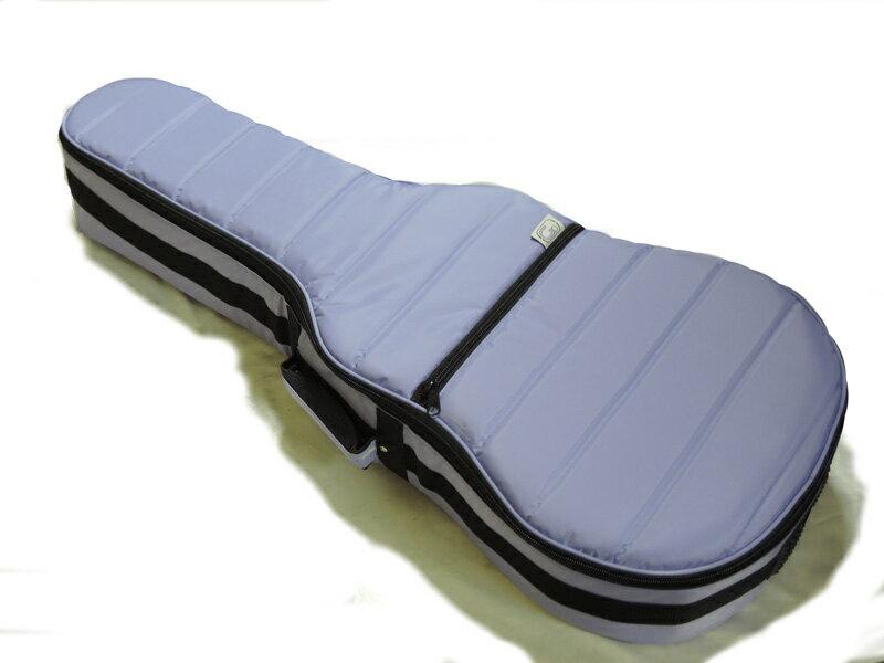 【JimDunlopが10枚ついてくる♪】【あす楽対応】GID/ジッド GMK-D:Lavender/ラベンダー 驚きの軽さ&魅力的なデザイン♪ アコースティックギター用バッグ アコギ用ケース/GMKDシリーズ【RCP】【P5】