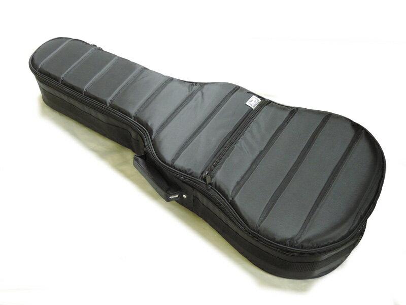 【JimDunlopが10枚ついてくる♪】【あす楽対応】GID/ジッド GMK-D:BLACK/ブラック 驚きの軽さ&魅力的なデザイン♪ アコースティックギター用バッグ アコギ用ケース/GMKDシリーズ【RCP】【P5】