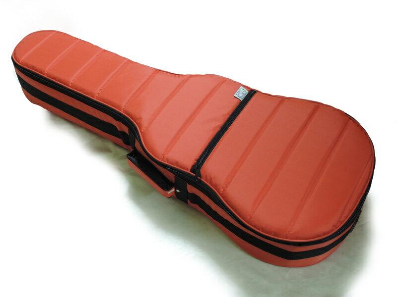 【JimDunlopが10枚ついてくる♪】【あす楽対応】GID/ジッド GMK-D:RED/レッド 驚きの軽さ&魅力的なデザイン♪ アコースティックギター用バッグ アコギ用ケース/GMKDシリーズ【RCP】【P5】