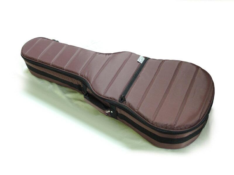 【JimDunlopが10枚ついてくる♪】【あす楽対応】GID/ジッド GMK-D:BROWN/ブラウン 驚きの軽さ&魅力的なデザイン♪ アコースティックギター用バッグ アコギ用ケース/GMKDシリーズ【RCP】【P5】