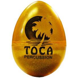 TOCA/トカ T-2104 Egg Shaker Gel YL☆T2104 Gel Assorted YE エッグシェイカー イエロー 1個 Percussion パーカッション【RCP】
