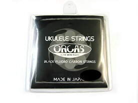 【メール便発送商品】【セット割引有】ORCAS OS-MED ミディアムゲージ ソプラノ・コンサート兼用 ウクレレ弦【RCP】【P2】