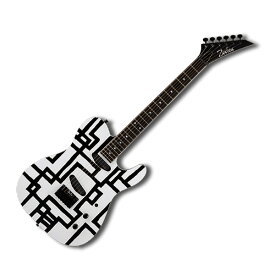 【as】Zodiac works/ゾディアックワークス TC-HOTEI BLACK LINE 布袋寅泰モデルギター【RCP】