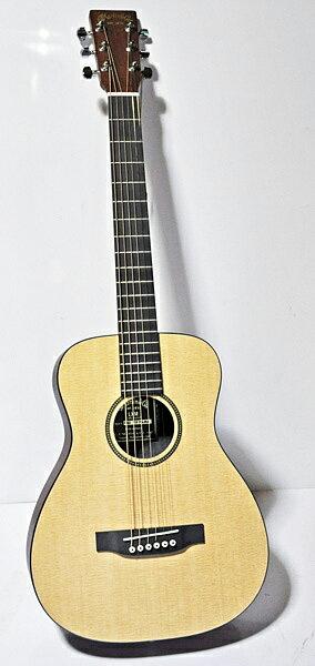 【期間限定特価】Martin/マーチン LXM Little Martin(リトルマーチン) ミニアコースティックギター トラベルギター マーティン【RCP】