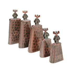 TOCA/トカ Toca Products Cowbells COWBELLS PRO LINE BELLS TPC-5BC Black Copper Pro Line Cowbell Mega☆カウベル メガ Percussion パーカッション TPC5BC【RCP】【P2】
