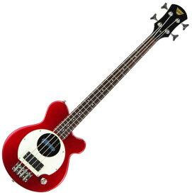 Pignose/ピグノーズ PGB-200/CA キャンディーアップルレッド アンプ内蔵ミニベースギター【送料込】【RCP】
