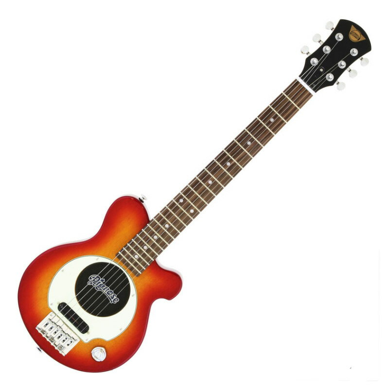 Pignose/ピグノーズ PGG-200/CS チェリーサンバースト アンプ内蔵ミニエレキギター【送料無料】【RCP】【P2】