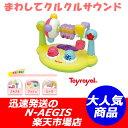 トイ・ローヤル まわしてクルクルサウンド  No.832 ユニークな形のボード型おもちゃ Toyroyal【楽ギフ_包装選択】【楽ギフ_のし宛書】【RCP】