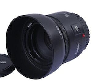 DCMR Camera ワイド レンズ フード マルチ レンズ フード Canon ES-62 キャノン 50mm f/1.8 II 50 1.8 (汎用品)