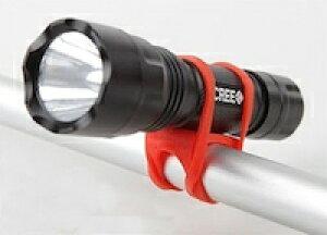 DCMR 自転車 用 サイクル アクセサリ 万能 ゴム バンド サイクリング コンピュータ ライト ベル 携帯 なんでも 簡単 に 固定 できる シリコン ホルダー お楽しみカラー