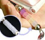 DCMRおもちゃSUPERでも取り上げられた超人気商品!UVビーズチェッカーバイオレット紫外線が一目でわかる!女性には欠かせないアイテム!