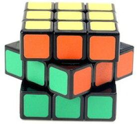DCMR ルービック キューブ 3段x3段 ベーシック 握りやすい 中 サイズ 5.5x5.5