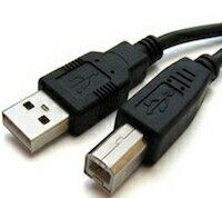 DCMR パソコン アクセサリー USB A - B プリンタ ケーブル 【 5 メートル 】 ケーブル