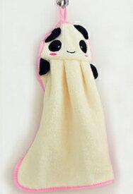 DCMR キッチン 【パンダ 1点】 ブタ カエル クマ 犬 ネコ スーパー 吸収 お手拭き 吊り 下げ ハンド 御手拭き タオル