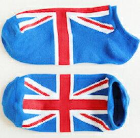 DCMR イギリス 国旗 ブリティッシュ ポップ カラフル フラッグ ソックス 靴下 ベーシック
