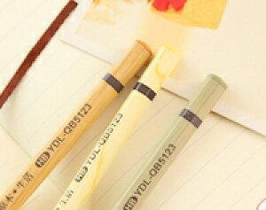 DCMR 鉛筆 【 3本 】シンプル ナチュラル ウッド テイスト 消しゴム クラシック 鉛筆 セット