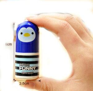 DCMR 【 1 点 】 修正 ボールペン キャラクター コンパクト ピル型 デザイン ポップ お楽しみカラー