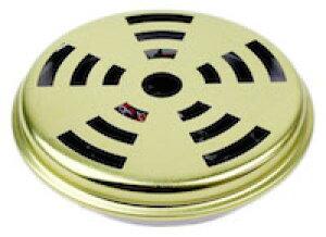 DCMR キッチン 蚊取り 線香 安全 ケース カバー フタ 付き 渦巻き 対応 デコボコ プレート