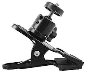DCMR カメラ用品 カメラ 三脚 スタンド 強力 クリップ 固定 自由 雲台 1点