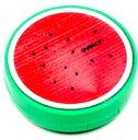 DCMR 【スイカ1点】コンタクト レンズ キット オイル ケース 鏡 ピンセット 果物 フルーツ 風 スタイリッシュ デザイン 旅行 に 便利 携帯
