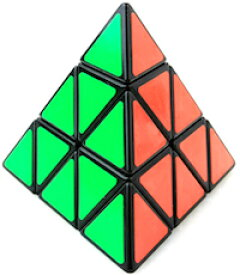 DCMR トイ ルービック キューブ 特殊 珍しい 3列 タイプ 三角形 1点 5.5x5.5x5.5