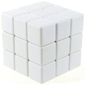DCMR おもちゃ ルービック キューブ 特殊 デザイン 3 x 3 麻雀 パイパン ホワイト デザイン シール付き