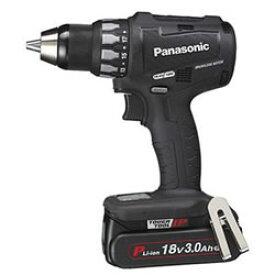 パナソニック【Panasonic】18V 3.0Ah 充電ドリルドライバー 黒 EZ74A2PN2G-B★【EZ74A2PN2GB】