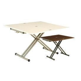 リフティングテーブル シグ110 EX 昇降式 W1100×D550〜1100×H380〜740mm【送料無料】