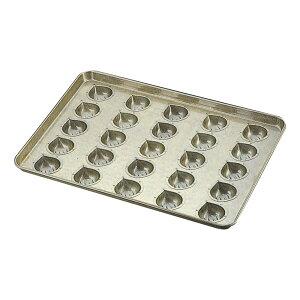 シリコン加工 マロンケーキ型天板(25ヶ取)