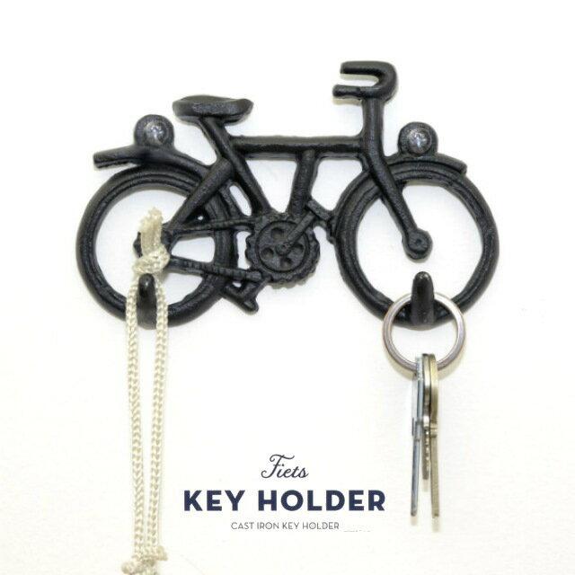 キーフック フィッツキーホルダー Fiets Key Holder キッカーランド KIKKERLAND キーフック 壁掛け 玄関