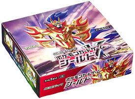ポケモンカードゲーム ソード&シールド 拡張パック「シールド」BOX