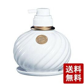 サラヤ(SARAYA) ウォシュボン陶器製容器 泡ポンプ付 1L ホワイト MF-1F (品番:XUO0602)