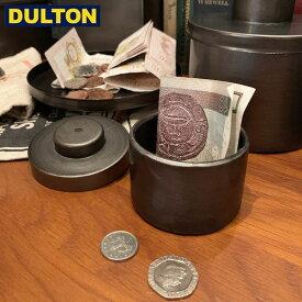 DULTON メタル ラウンド ボックス XS 【品番:H19-0037XS】 ダルトン インダストリアル アメリカン ヴィンテージ 男前