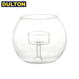 DULTON CANDLE HOLDER GLASSBALL M 【品番:BG023-1】 ダルトン インダストリアル アメリカン ヴィンテージ 男前