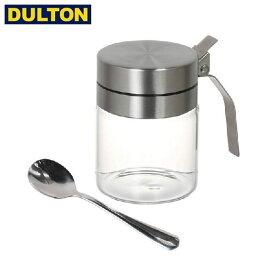 DULTON SPICE JAR WITH SPOON 【品番:R615-737】 ダルトン インダストリアル アメリカン ヴィンテージ 男前 スパイスジャー ウィズ スプーン
